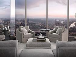 Апартаменты в Neva Towers От 19,5 млн рублей